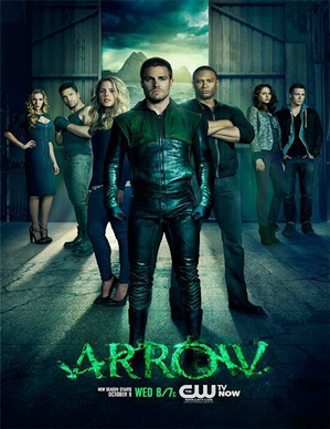 Download Arrow 2ª Temporada Completa Dublado Gratis