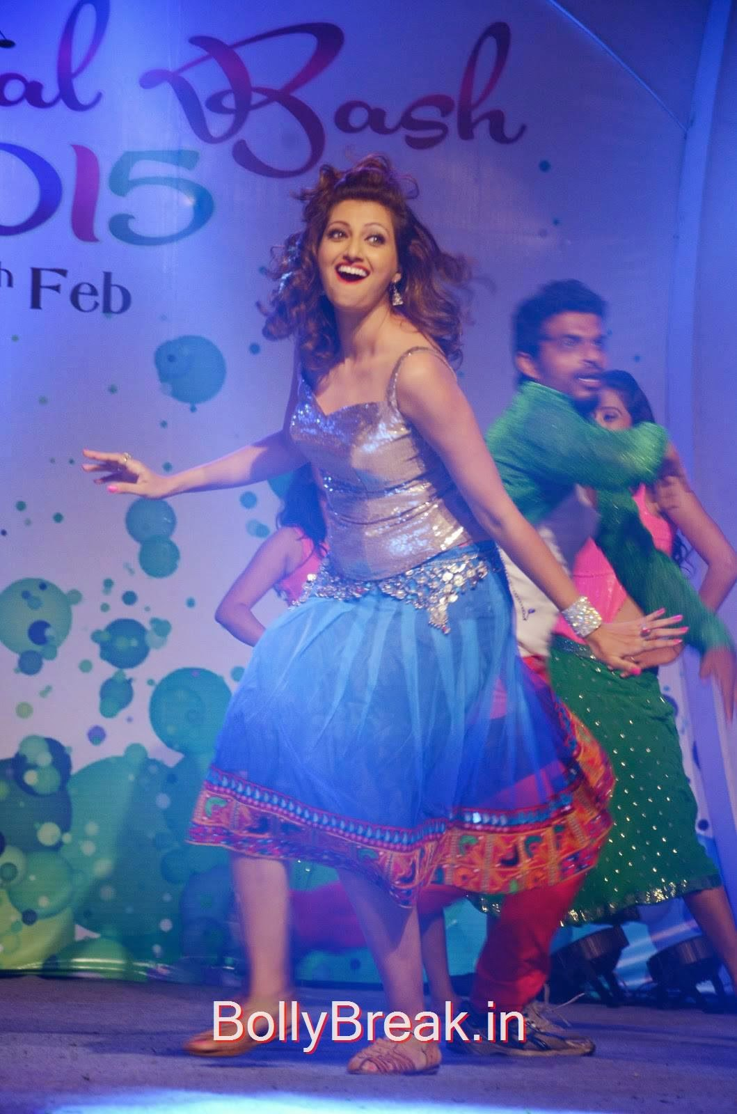Hamsa Nandini Photo Gallery, Hamsa Nandini Hot Pics from Global Logic Annual Bash