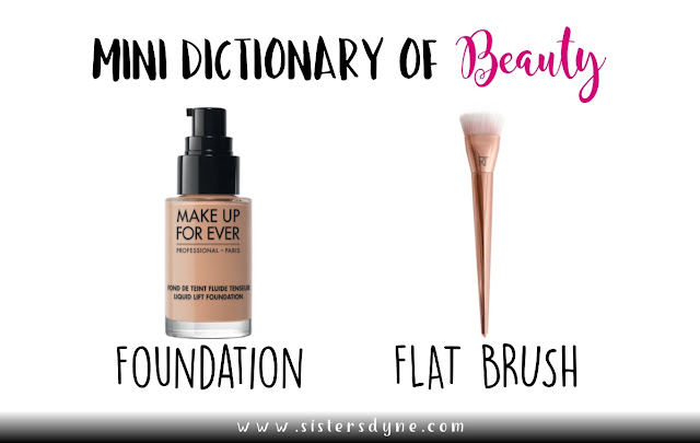Foundation Flat Brush Makeup