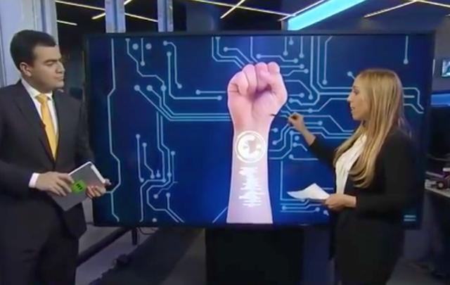 Video: Miles de personas han comenzado a implantarse microchips en todo el mundo