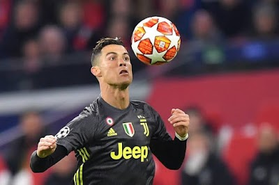 """""""Unstoppable"""" Cristiano Ronaldo will return to the Juventus team to face Ajax in the Champions League quarter-final second leg on Tuesday."""