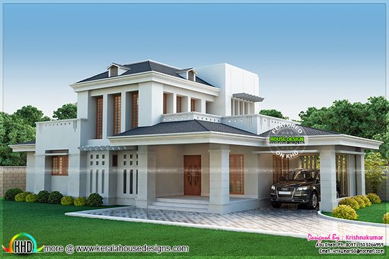 3 Bedroom elegant villa - 2094 sq.feet