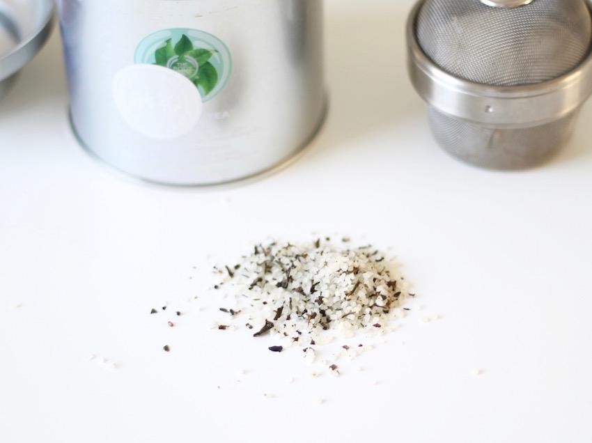 The Body Shop Fuji Green Tea Bath