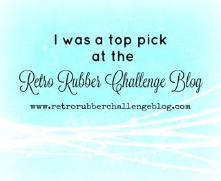 Retro Rubber Challenge Top Pick