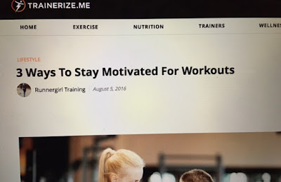 workout motivation article trainerize online personal training