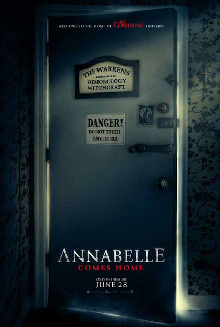 أقوى وأفضل أفلام 2019 المنتظرة بشدة فيلم الرعب Annabelle Comes Home