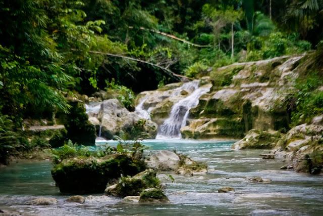 Canlaob Falls