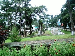 Entry Gate Photo of IIM Shillong
