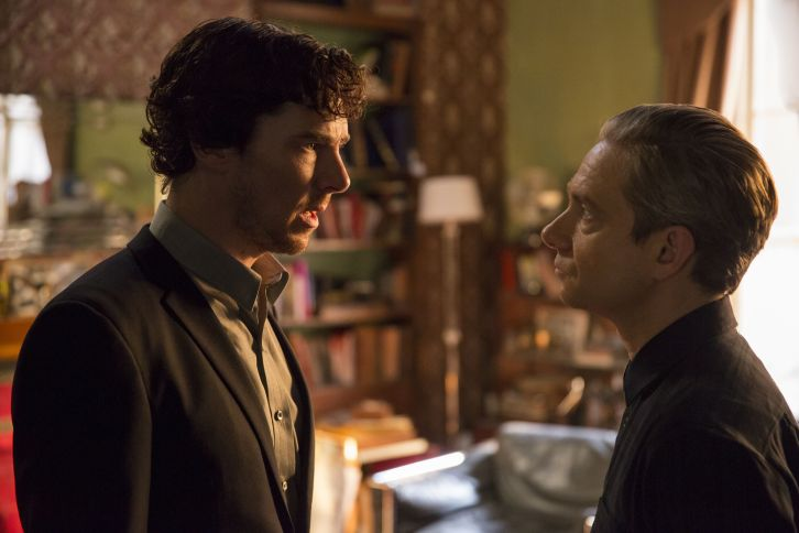 Sherlock - Episode 4.02 - The Lying Detective - Promo & Press Release, BTS and Promotional Photos