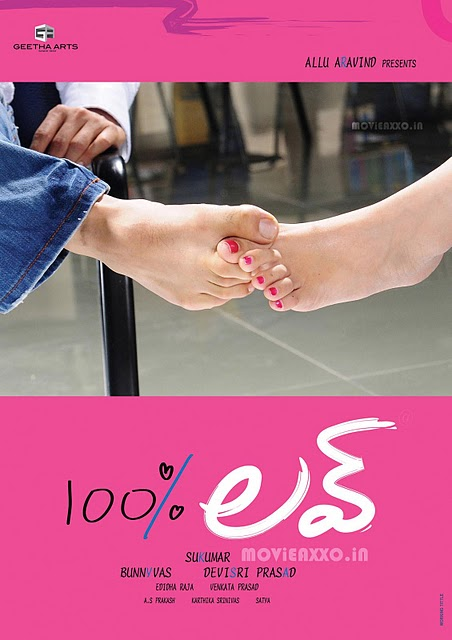 All About Lyrics: 100 % Love Telugu Movie Songs Free Download