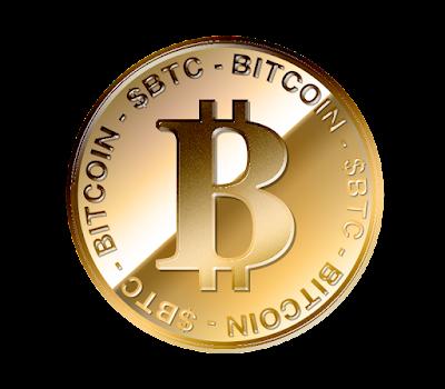 ビットコイン(Bitcoin)のフリー素材(金貨ver)