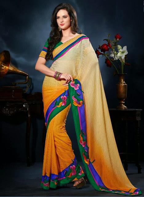 Designer Fashionista Sarees