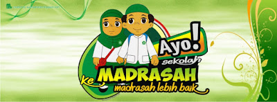 Foto Sampul Facebook Ayo ke Madrasah