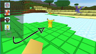Download Multicraft GO: Pixelmon Mod Apk