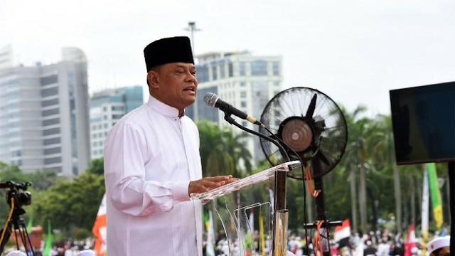 Pengamanan Natal, Panglima TNI Akan Libatkan Ormas Islam