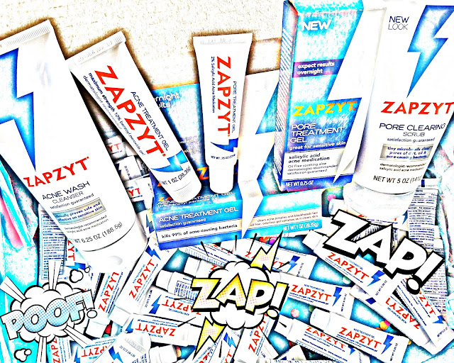 Zap Your Zits With ZAPZYT Acne Products By Barbies Beauty Bits and PRIMP