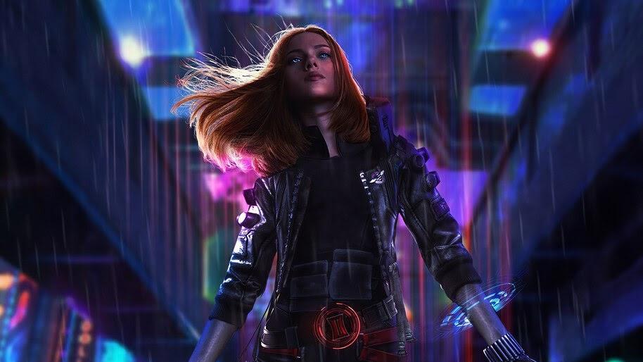 Black Widow, Movie, Scarlett Johansson, 4K, #5.1470