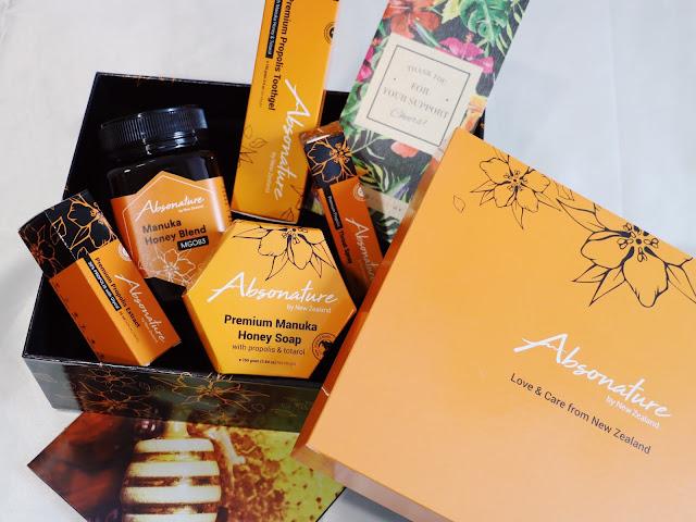 【健康】每天保健之選 Absonature 紐西蘭蜂蜜│蝴蝶結姐姐