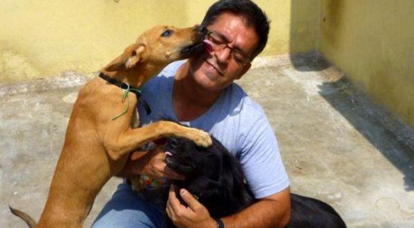 Ινδός έχει υιοθετήσει… 735 σκυλιά (ΕΙΚΟΝΕΣ)