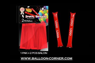 Balon Tepuk / Balon Supporter (Kualitas No 1)