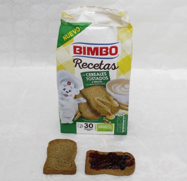 Bimbo recetas tostadas
