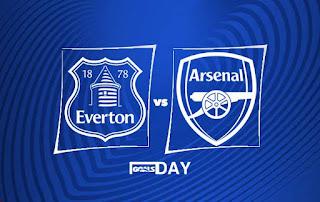 Everton vs Arsenal – Highlights