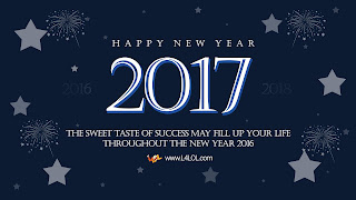 wallpapers with quotes for happy new year wishes 2017