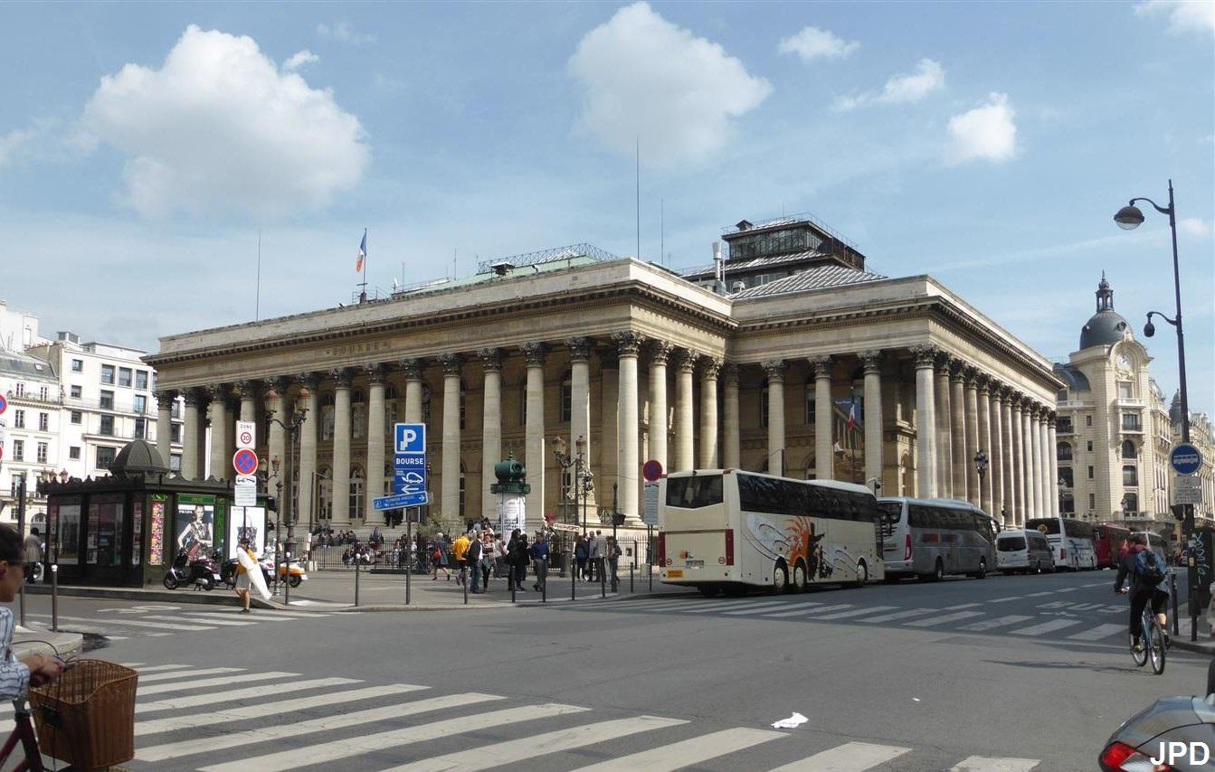 Paris bise art le palais brongniart - Salon palais brongniart ...