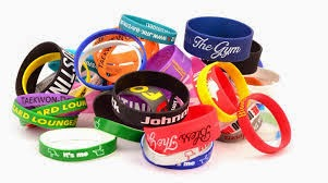 Charity Silicone Wristbands - The Fundraising Bands