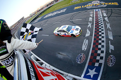 Happy Harvick Wins Texas! #NASCAR