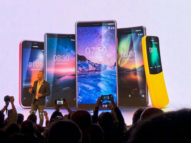 Nokia Aimed to Be Top 5 Smartphone Maker in Next 3-5 Years, Says HMD Global CEO