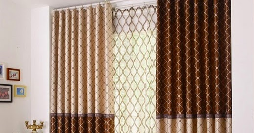 how to choose color for your curtains curtains design. Black Bedroom Furniture Sets. Home Design Ideas
