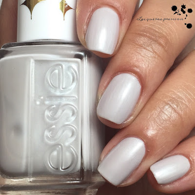 nail polish swatch of Cabana Boy by Essie