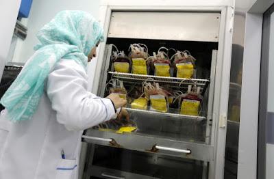 Au Yémen, la banque du sang menacée de fermeture imminente dans - ECLAIRAGE - REFLEXION a7