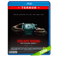 Escape Room: Sin salida (2019) BRRip 720p Audio Dual Latino-Ingles