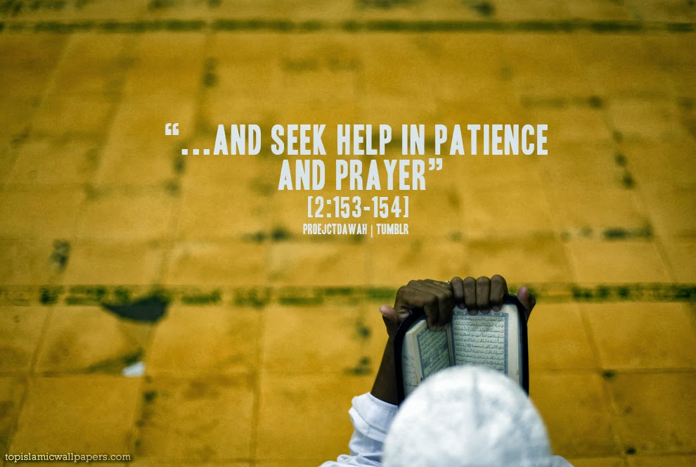 Islamic Quotes About Patience-20 Quotes Described With Essence