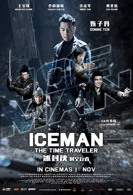 Download Film Iceman The Time Traveler (2018)
