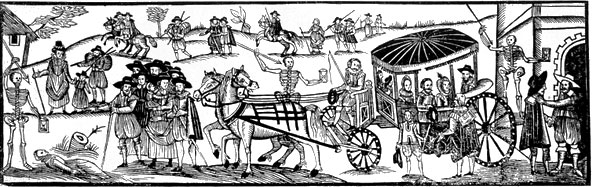 Tudor Conflict and Disease: the Reformation and Plague  (3/6)