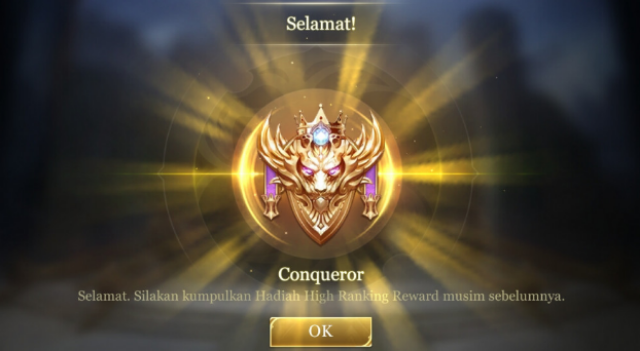 Rahasia Solo Rank Sampai Conqueror AOV Tips And Trik