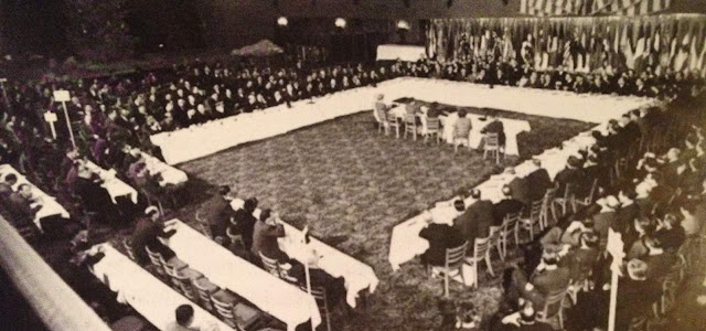 Convencion de Chicago de 1944 y Aviacion Civil Internacional