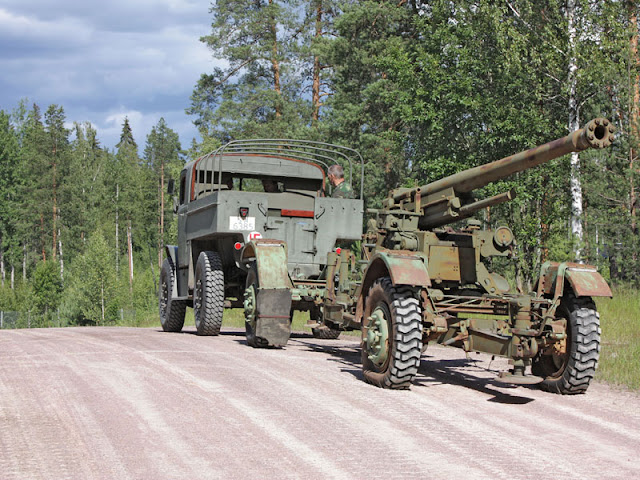 31 January 1940 worldwartwo.filminspector.com Finnish antiaircraft gun