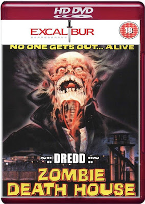 Zombie Death House 1988 Dual Audio BRRip 480p 300Mb x264