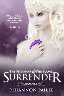 Surrender by Rhiannon Paille