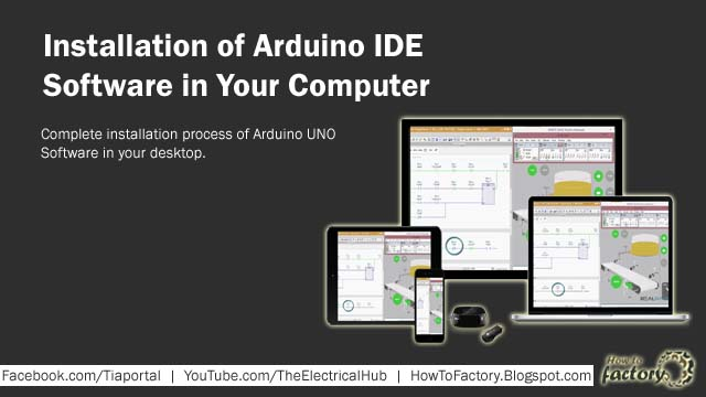 Installation of Arduino IDE Software in Your Computer - Learn