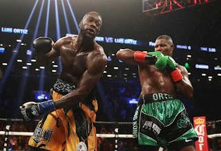 Luis Ortiz Deontay Wilder fight