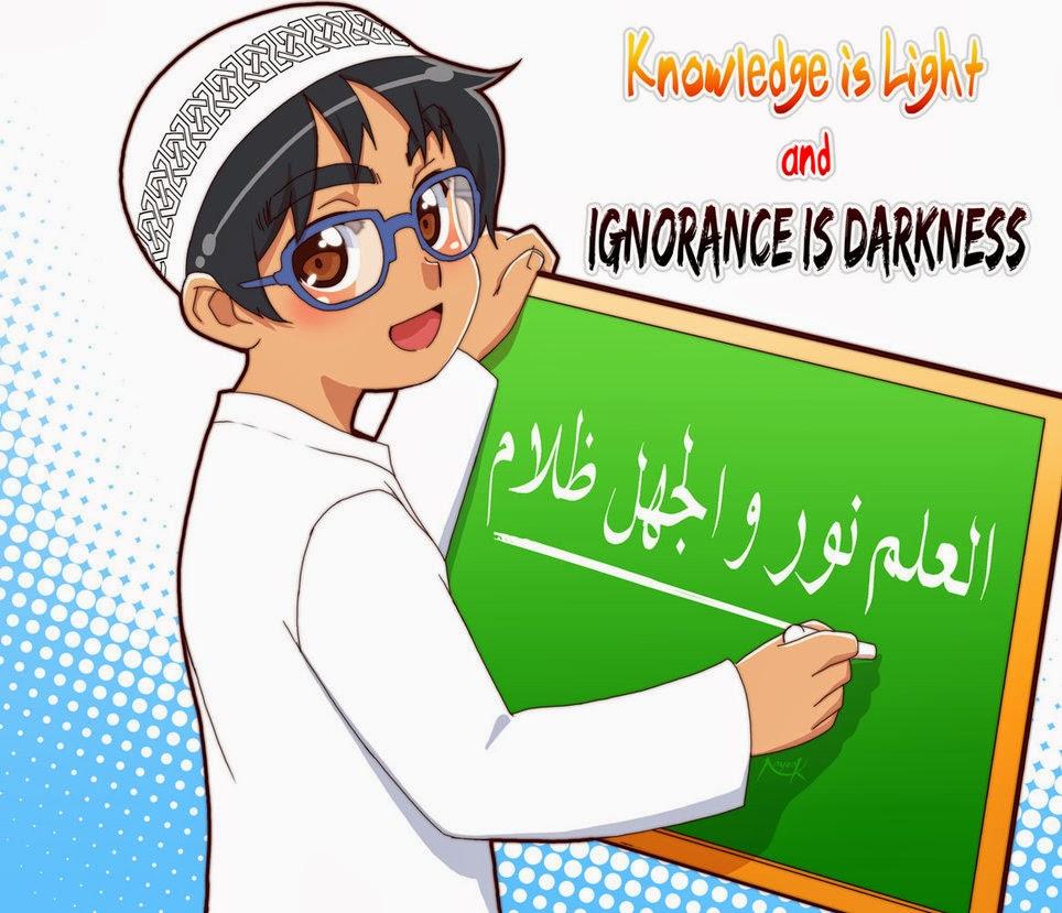 Gambar Walpeper Kartun Islami Seribu Animasi