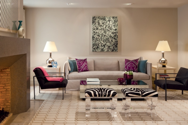 Estupendas Fotos de Salas Modernas  Ideas para decorar