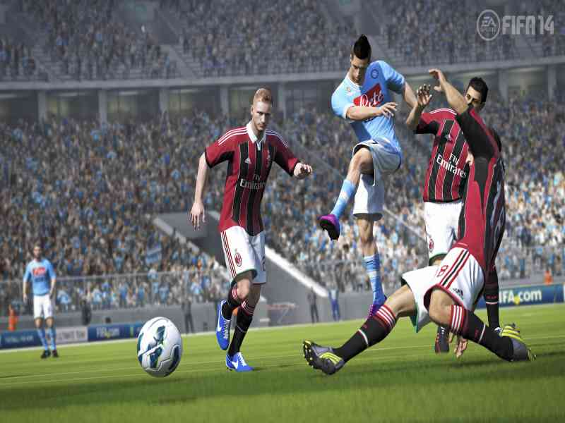 Fifa 14 Highly compressed 10mb pictures