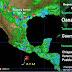 Se prevén tormentas intensas en zonas de Guerrero y Oaxaca debido a la zona de inestabilidad en el Océano Pacífico