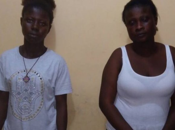 Two Nigerians jailed 10yrs for Sex Trafficking in Eastern region